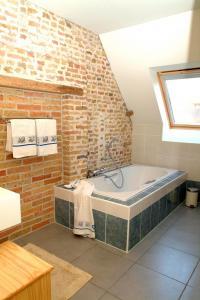 Hoeve Decolve vlasbloem lisdodde badkamer